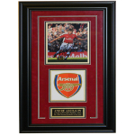 Andre Arshavin Autographed 8x10 Framed