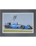 "Rene Arnoux Autographed 8""x10"" Matted"