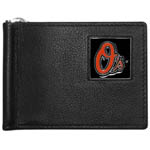 Baltimore Orioles Bill Clip Wallet
