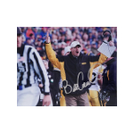 "Bill Cowher Loose Autographed 8""x10"""