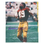 "Bobby Mitchell Loose Autographed 8""x10"""