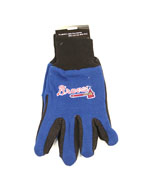 Atlanta Braves Work Gloves