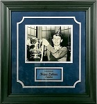 Brian Labone Autographed 8x10 Framed