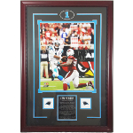 Cam Newton Autographed 16x20 Framed