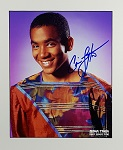 Cirroc Lofton Matted Autographed 8x10