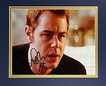 "Danny Dyer Autographed 8x10"" Matted"