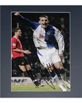 David Bentley Autographed 8x10 Matted