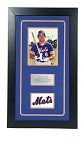 Gary Carter New York Mets Autographed 8x10 Framed