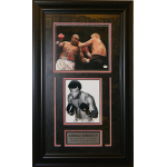 George Foreman Autographed 8x10 Framed
