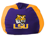 LSU Tigers Bean Bag Chair