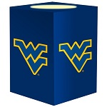 W. Virginia Mountaineers Flameless Candle