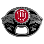 Indiana Hoosiers Tailgater Belt Buckle