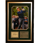 Jack Nicklaus Autographed Cut with 16x20 Framed
