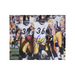 "Jerome Bettis Loose Autographed 8""x10"""