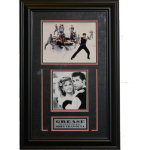 John Travolta Autographed 8x10 Framed Grease