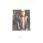 "Jon Voight Autographed Cut with 8""x10"""