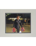 "Jonah Hill Matted Autographed Super Bad 8""x10"""