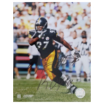 "Kendrell Bell Loose Autographed 8""x10"""