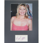 "Kim Catrell Autographed 8""x10"""
