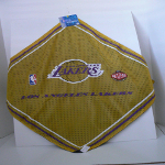 Los Angeles Lakers Jersey Mesh Bandana