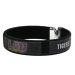 LSU Tigers Fan Band Bracelet
