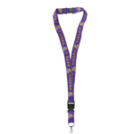 LSU Tigers Lanyard - Purple