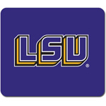 LSU Tigers Neoprene Mouse Pad