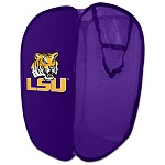LSU Tigers Pop-Up Hamper