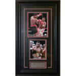 Larry Holmes Autographed 8x10 Framed
