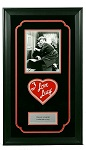 Lucille Ball I love Lucy Autographed 8x10 Framed