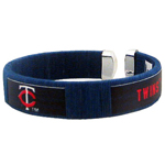Minnesota Twins Fan Band Bracelet