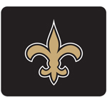 New Orleans Saints Neoprene Mouse Pad