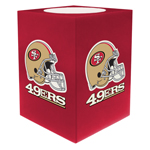 San Francisco 49ers Flameless Candle