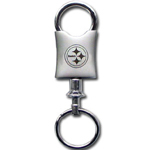 Pittsburgh Steelers Valet Keychain