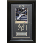 Tino Martinez Autographed 8x10 Framed