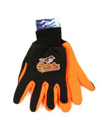 Baltimore Orioles Work Gloves
