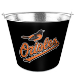 Baltimore Orioles Drink Bucket with Handle