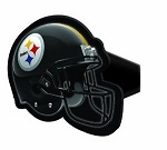 Pittsburgh Steelers Helmet Hitch Cover