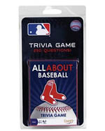 Boston Red Sox All About Trivia Card Game