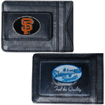 San Francisco Giants Leather Cash & Cardholder