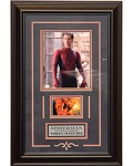 Tobey McGuire Autographed 8x10 Framed in Spiderman