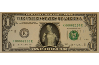 The Situation Famous Face Dollar Bill - The Sitch