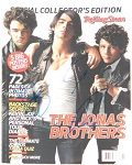 Jonas Brothers Autographed Rolling Stones Magazine