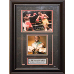 Thomas Hearns Autographed 8x10 Framed