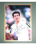 "Tim Henman Matted Autographed 8""x10"""