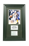 Tony Parker Autographed 8x10 Framed