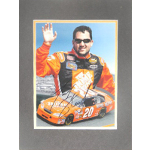 Tony Stewart Autographed 8x10 Matted