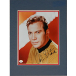 William Shatner Autographed 8x10 Captain Kirk in Star Wars